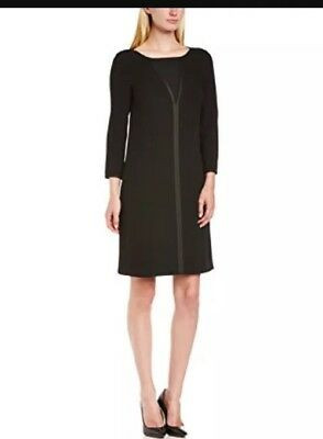 FENN WRIGHT MANSON WOMEN's Davina cocktail 3/4 Sleeve Dress Brand New With Tags