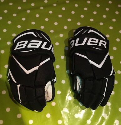 Bauer Vapour X600 Ice Hockey Gloves 36cm