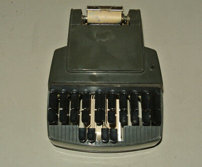 Vintage Stenograph Reporter Model Stenographic Machine Skokie ILL