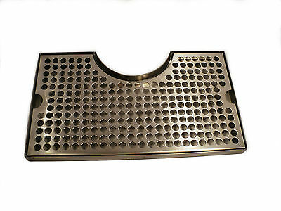 Surface Mount Stainless Steel Drip Tray 12 x 7