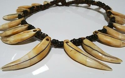ZULU WARRIOR NECK PIECE antique TRIBAL NECKLACE special very rare SOUTH AFRICAN