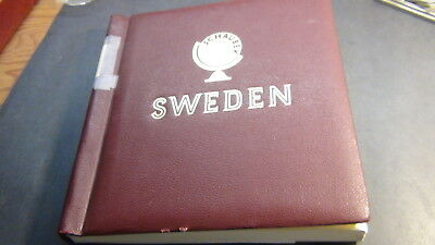 Finland stamp collection in Schaubek springback hingeless albumt to '78