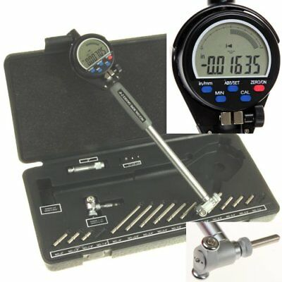 "BORE GAGE 1.4-6""/.00005"" Digital Electronic Indicator Gauge Hole ENGINE CYLINDER"