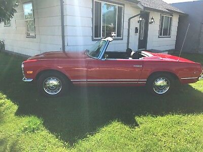 Mercedes-Benz: 200-Series 280 SL 1969 Mercedes 280 SL