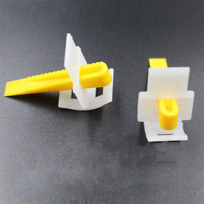New Arrival 100pcs Flooring & Tiling Accessories Flat Leveling Tool Floor wedges