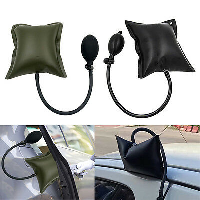 Car Door Window Open Pump Wedge Auto Air Wedge Pad Entry Inflatable Shim Tool
