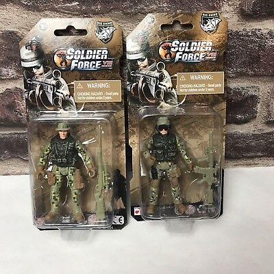 Soldier Force Vlll Toy