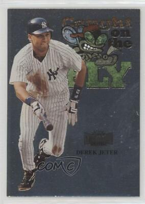 1999 Skybox Metal Universe #238 Derek Jeter New York Yankees Baseball Card