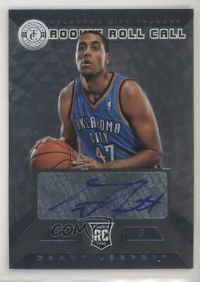 2013 Totally Certified Rookie Roll Call Signatures Silver #36 Grant Jerrett Auto