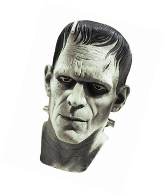 Frankenstein Mask Adult Mens Classic Scary Monster Halloween Costume Accessory