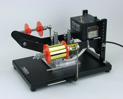 Wallet Printing Machine,  Hot Foil Personalising Machine, Hot Foil Stamping