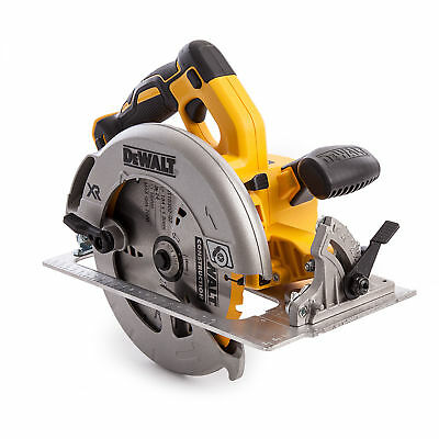 Dewalt DCS570N 18V Cordless XR Brushless Circular Saw 184mm (Body Only)