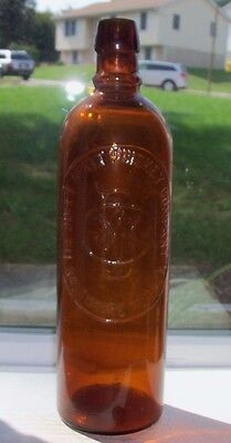 Victorian Whisky Embossed,the Duffy Malt Whiskey Company, Baltimore, Md Usa