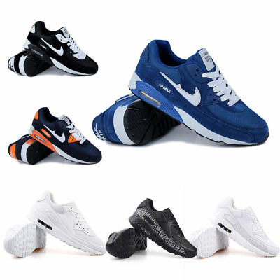 Mens Men Running Trainers Absorbing Air Max Skateboarding Shoes Sport Breathable