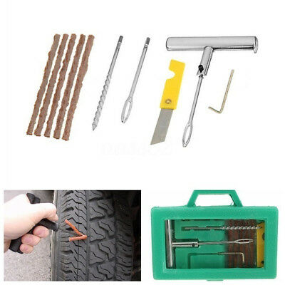 kit reparation professionnel pneu tubeless 100 m tal 5 meches voiture crevaison eur 13 70. Black Bedroom Furniture Sets. Home Design Ideas