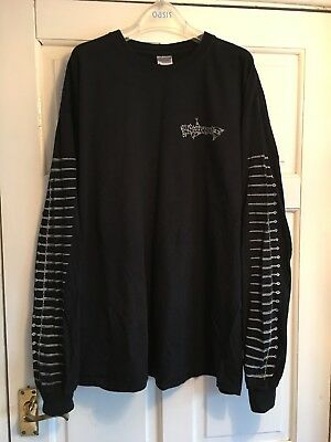 Witchcraft Longsleeve T Shirt XL USED Antihero Independent Indy Thrasher