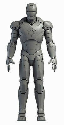 DIY Iron man mk 3 foam suit build. Pepakura Cosplay Free Postage