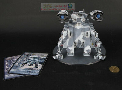 RACKHAM AT-43 Fire Crawler U.N.A Unit Box Miniature Strategy Game Figure UNC301