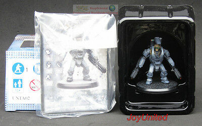 RACKHAM AT-43 U.N.A Steel TacArm Special Edition Promotional Game Figure UNTA02