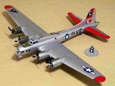 F-Toys Heavy Bomber WW2 US Air Force B-17G Flying Fortress USAF 1:144 FT_HB_2B
