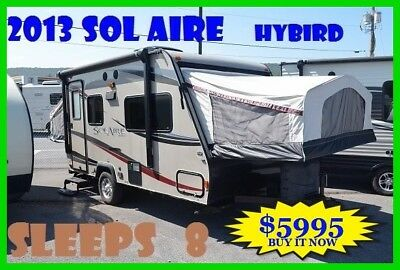 2013 Palomino Solaire 147 X Used