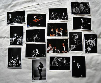 Bob Dylan a stunning set of 16 photos mostly unpublished
