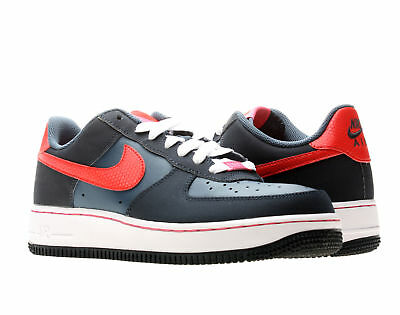 Nike Air Force 1 (GS) Squadron Blue Big Girls Basketball Shoes 314219-400 Size 6