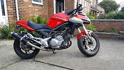 Cagiva V Raptor Excellent Condition Sale Swap Hyabusa/harley/custom/retro,why?