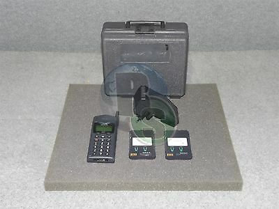 Siemens S24859-C2510-A1-1 GSM Cellular Phone Rare Vintage Case And Accessories