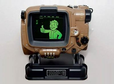 Fallout 4 Pip-Boy Collector's Edition   Wearable Pip-Boy & Stand Only