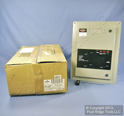 Leviton International Surge Suppression Panel 3-Phase 100A 220/380V 52220-IM3