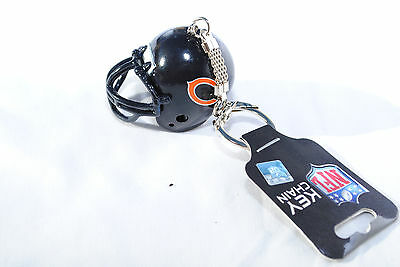 Chicago Bears Helmet Keyring
