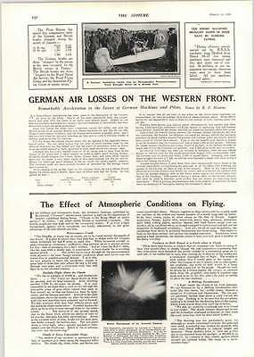 1918 German Losses On The Western Front Remarkable Acceleration