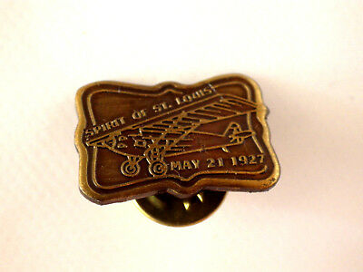 Lot Pin's vintage spirit of st louis 21 May 1927  avec attaches