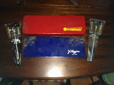 Vintage Lot Of Shotgun And Pistol Cleaning Kits - Jc Higgins - Outers