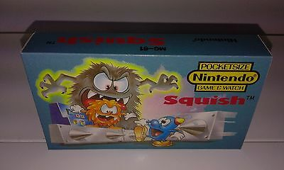 Squish - Multi Sreen (Game And Watch) (Caja + Corcho) (Only Box)
