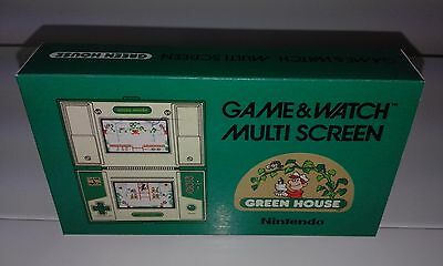Green House - Multi Sreen (Game And Watch) (Caja + Corcho) (Only Box)