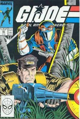 G.I. Joe: A Real American Hero (1982 series) #82 in Near Mint - condition