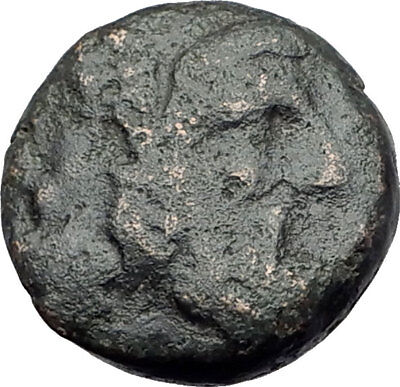 Thessalonica in Macedonia under Romans Ancient Greek Coin  JANUS CENTAURS i63654