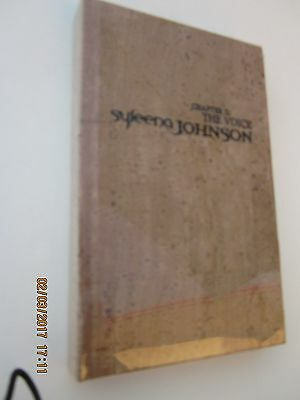 "Syleena Johnson Rare ""chapter Ii: The Voice"" Journal Book"
