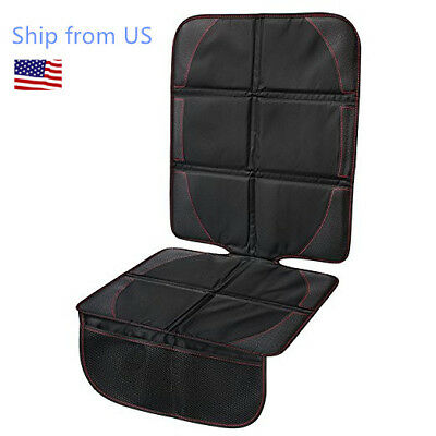 Car Seat Protector for Baby Booster Pet Mats Leather Material & Cloth Easy Clean