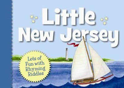 Little New Jersey by Trinka Hakes Noble 9781585367863 (Board book, 2012)
