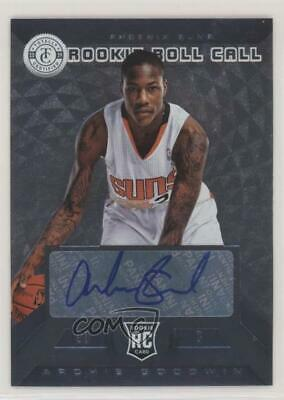 2013 Totally Certified Rookie Roll Call Signatures Silver #3 Archie Goodwin Auto