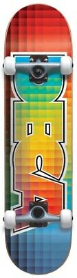"Deca Complete Skateboard Colour Blocks 8.0"" Wide"