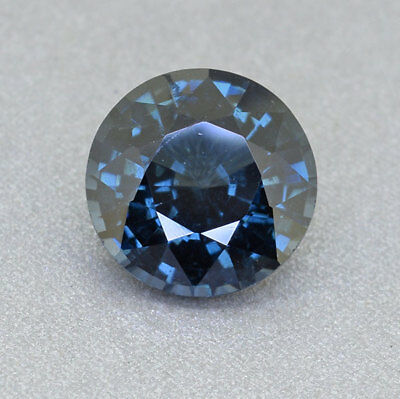 Untreated Certified 2.30 ct Ceylon PEACOCK BLUE Spinel - (00705) Attractive