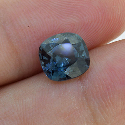 Untreated Certified 2.36 ct Ceylon PEACOCK COBALT BLUE Spinel - (00463)