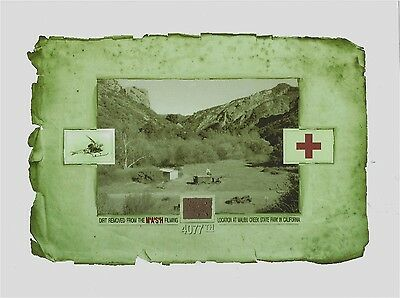 M*A*S*H relic owned actual DIRT from FILMING LOCATION soil personal MASH