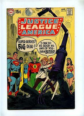 Justice League of America #73 - DC 1969 - FN- -