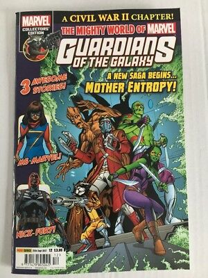 Panini Comics Marvel Collectors Edition 'Guardians of the Galaxy' 20th Sept 17