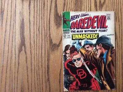 Daredevil #29... Silver Age..see Pictures